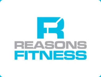 Reasons Fitness Website Logo